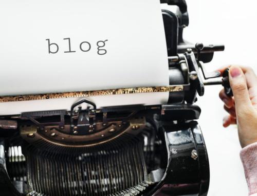 Wann schreibe ich einen Blogbeitrag?