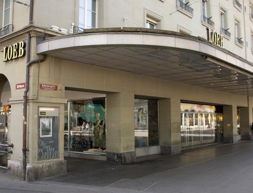 LOEB Egge und Casino