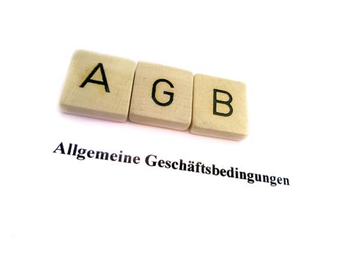 Gebrauchsanleitung versus AGB