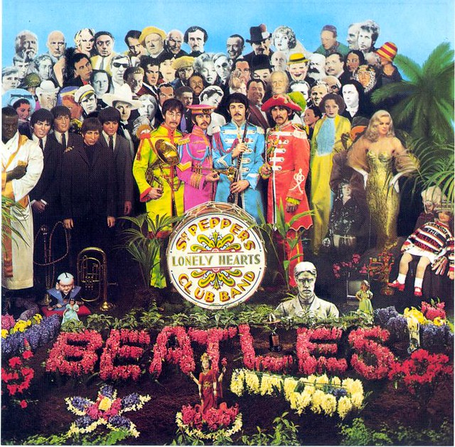Cover Beatles Sgt. Peppers