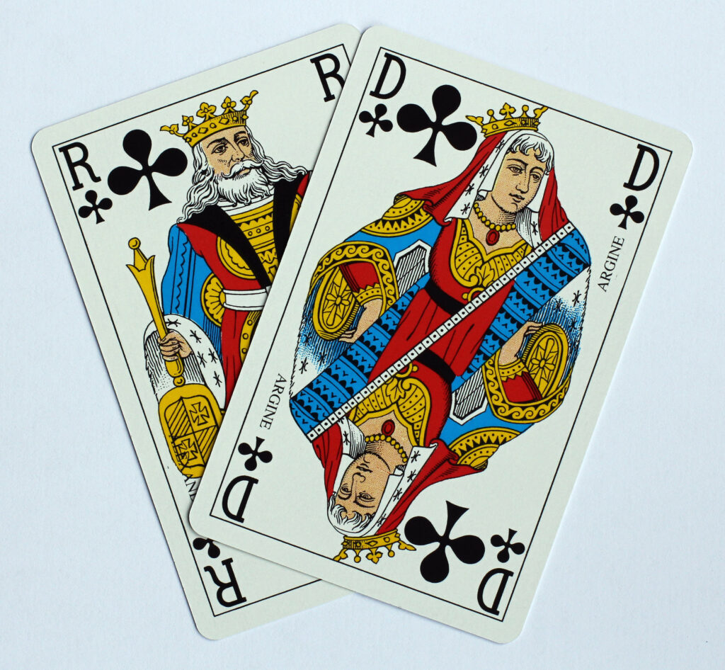 King and Queen of Clubs