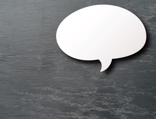 Warum schreiben und nicht «lafere»