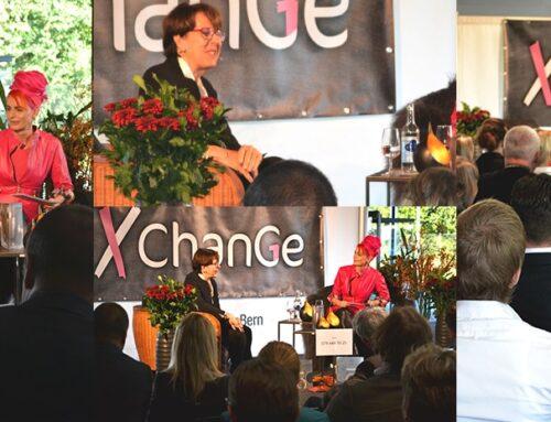 XChanGe mit Susanne Ruoff