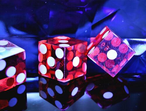 Die Sucht des Spielens im Unternehmen, ohne Roulette