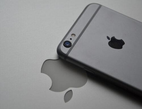 In den sauren Apple gebissen